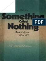 Podolny Something Called Nothing