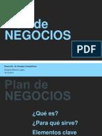 Plan de Negocio Albornoz