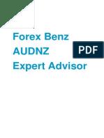Forex Benz AUDNZ Set Up Guide