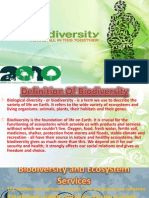 Biodiversity PPT(Science)