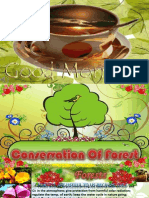 Class 9 Science PPT, Conservation of Forests.