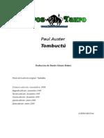 Auster, Paul - Tombuctu