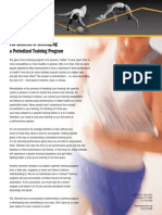 Benefit of Periodization