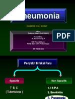 Pneumonia Raka