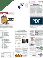08-25-2009 Newsletter