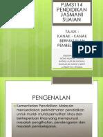 PJM3114 Kanak - Kanak Bermasalah Pembelajaran