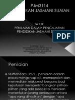 PJM3114 Penilaian Dalam Pengajaran Dan Pembelajaran PJ Suaian