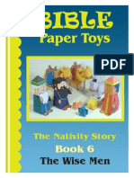 Bible Paper Toys Book 06 Color