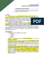 01 - APOSTILA INTRODUÇÃO AO MÉTODO CLÍNICO