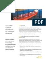 Aspen-one Supply Distribution Refining Marketing