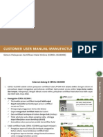 Manual CEROL - Manufacturing (Indo 1.4)-Update5Feb2013
