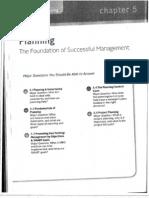 Management Chap 5