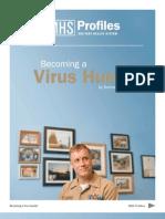 MHS Profiles:Becoming A Virus Hunter