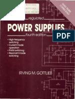Gottlieb - Regulated Power Supplies