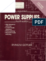 Gottlieb - Regulated Power Supplies