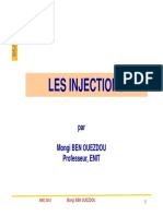 Technqiues Injection