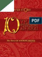ANOKHI Media 10yr Story