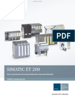 Brochure Simatic-et200 Es
