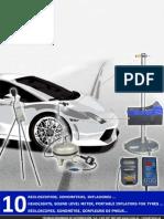 10_Régloscopes, sonomètre, gonfleurs de pneus