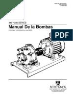 Manual de Bombas