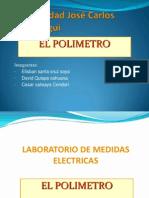 Trabajo de Polimetro