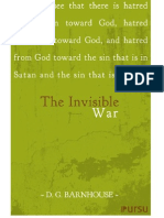 The Invisible War - Donald Grey Barnhouse