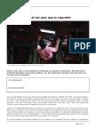 Atlantico - Quand Rester Assis Tue Plus Que La Cigarette - 2013-01-26