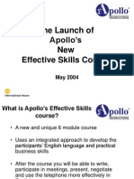 Effective Skills Pres WS