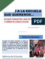 Escuela que queremos - Ellizabeth Chuquin Martìnez - 2013-