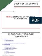 2elements Dhydrologie Continent Ale Part4