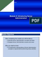 08ESS_Introducing Server Administration