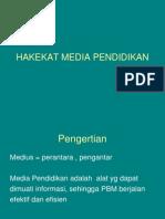 2.Hakekat Media