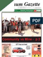 Platinum Gazette 28 August