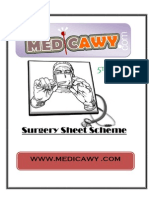 Surgery Sheet Scheme