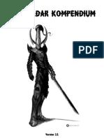 Dark Eldar Kompendium