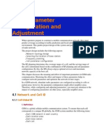 GSM Parameter Configuration and Adjustment