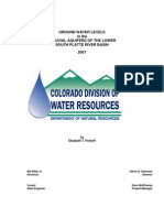 Platte Groundwater Levels