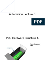Automation Lecture 5