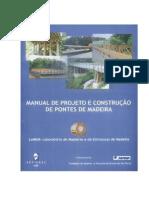 Livro - Manual de projeto e construção de pontes de madeira (CALIL JR)