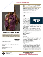 Sofisticated Scarf