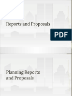 BC - Reports and Proposals