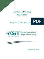 ASiT ShOT Response Final
