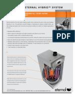 Eternal Hybrid Water Heater Brochure