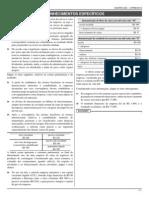 Prova CPRM - Analista em Geociências - Contabilidade - Ano 2013 Cespe Unb