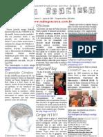 FolhaGraciosa nº13 - final de AGOSTO de  2009