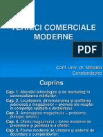 I. Abordari Tehnologice Si de Marketing in Comercializarea Marfurilor