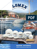 Glomex 2014 Catalogue and Price List