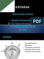 presentasi katarak 1