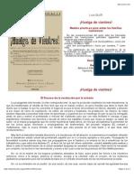 Luis Bulffi, ¡Huelga de vientres!, sexta edición 1909