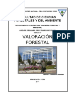 Manual de Valoracion Forestal